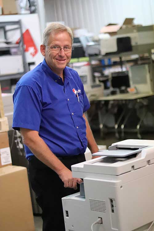 Leap Managed IT Canon Copier Printers
