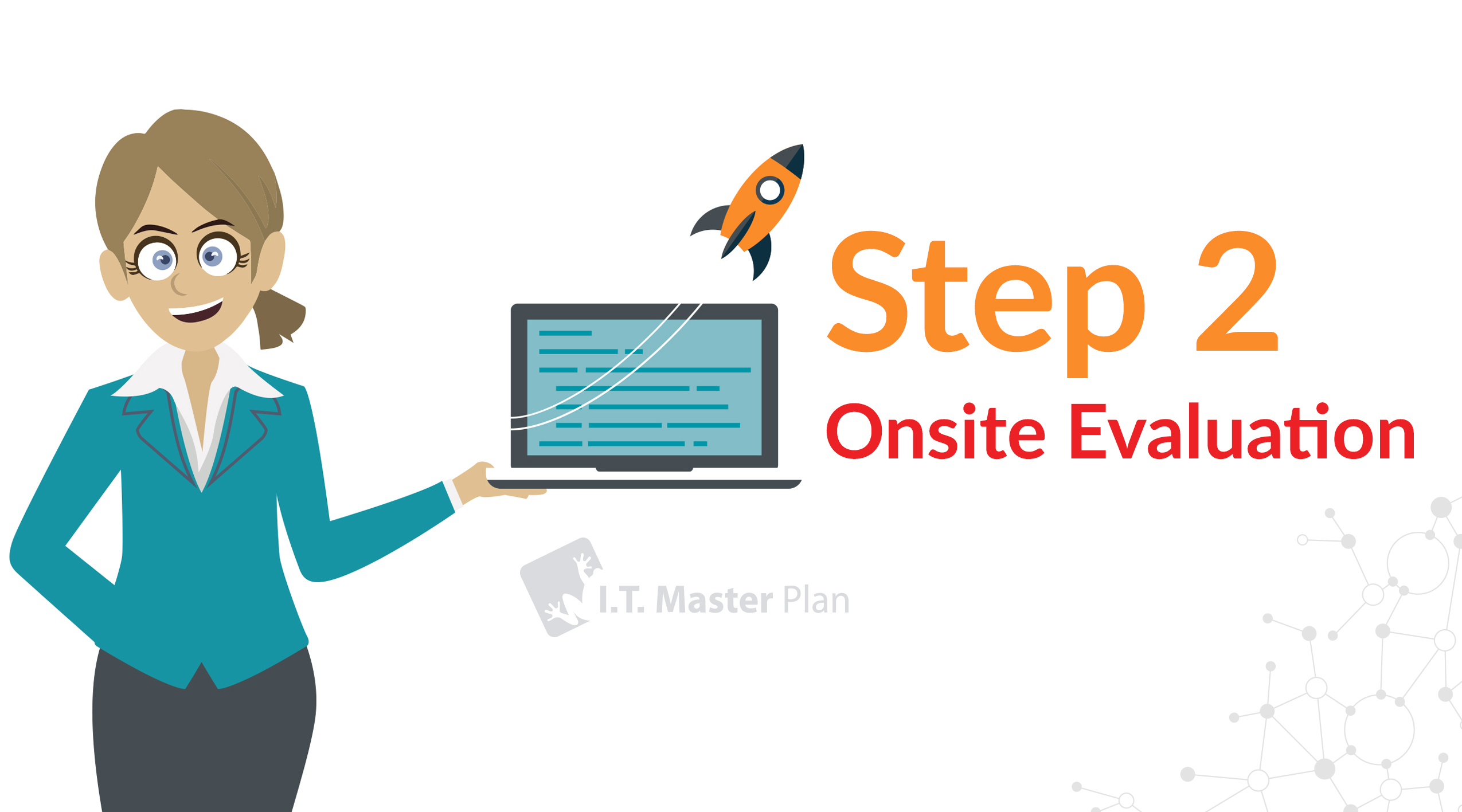 IT Support and Solutions On Site Evaluation: 2nd Step to Leap's IT Master Plan