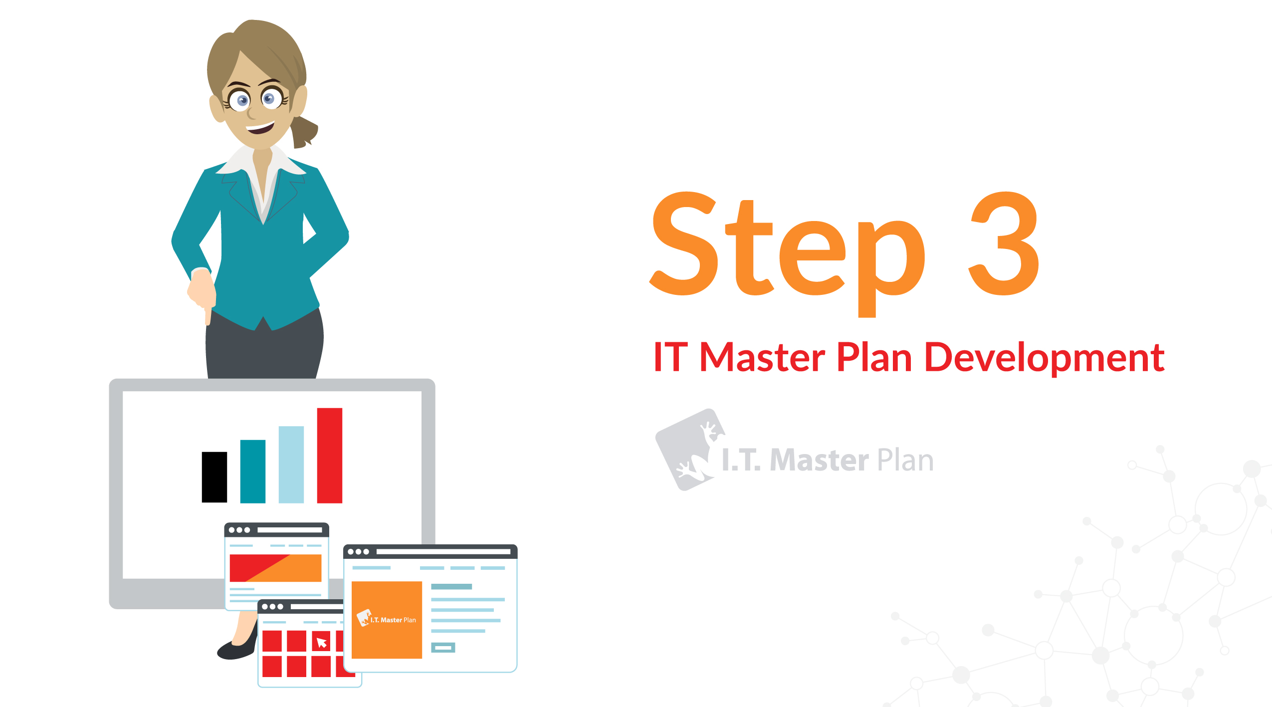 Cyber Security and IT Master Plan Development