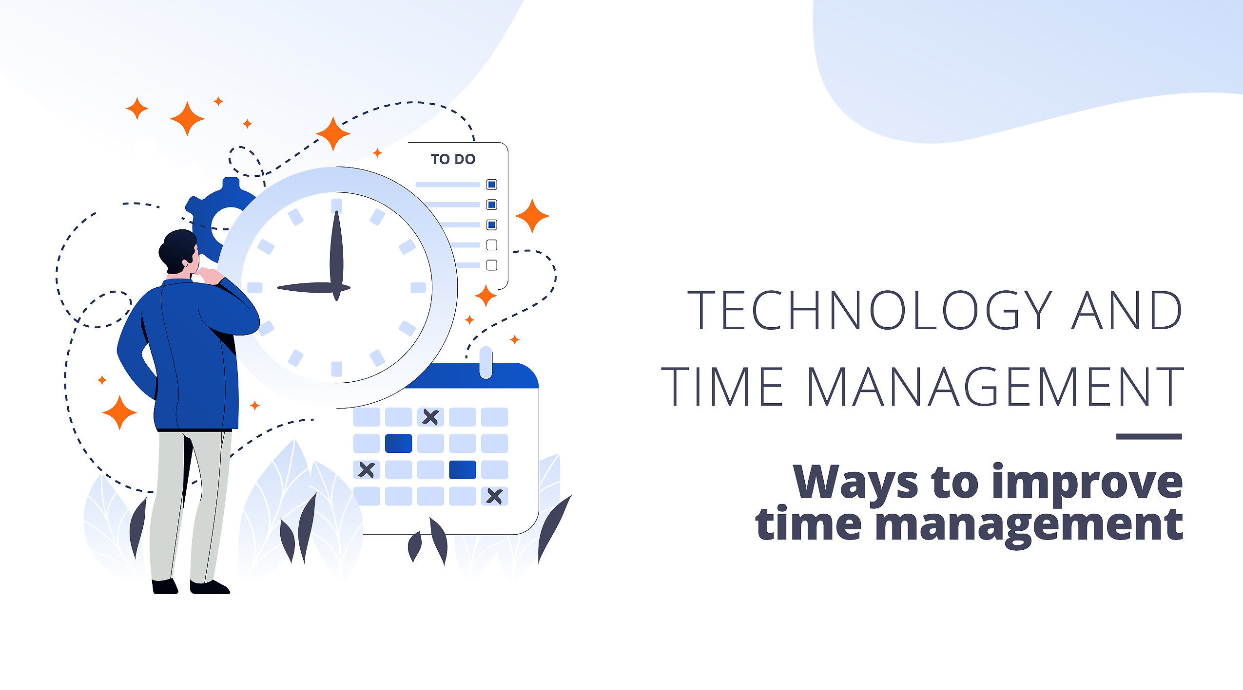 Technology and Time Management