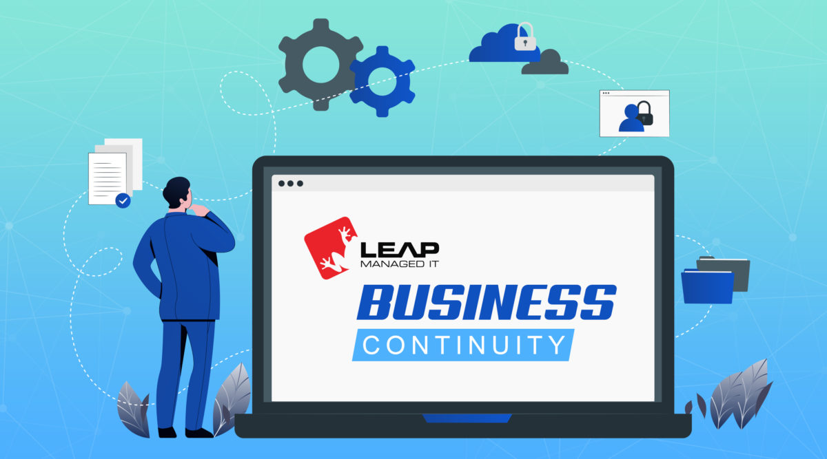 Business Continuity by Leap Managed IT