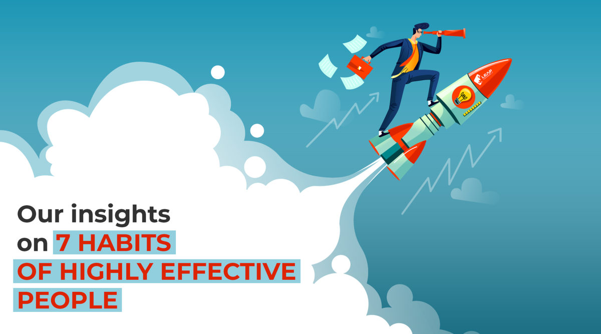 Become Highly Effective with these 7 Habits
