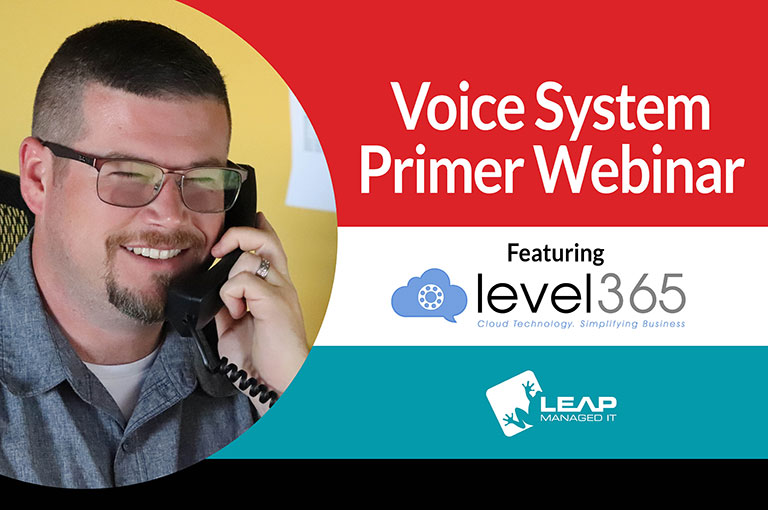 Indianapolis Phone Systems LEAP Managed IT & level365