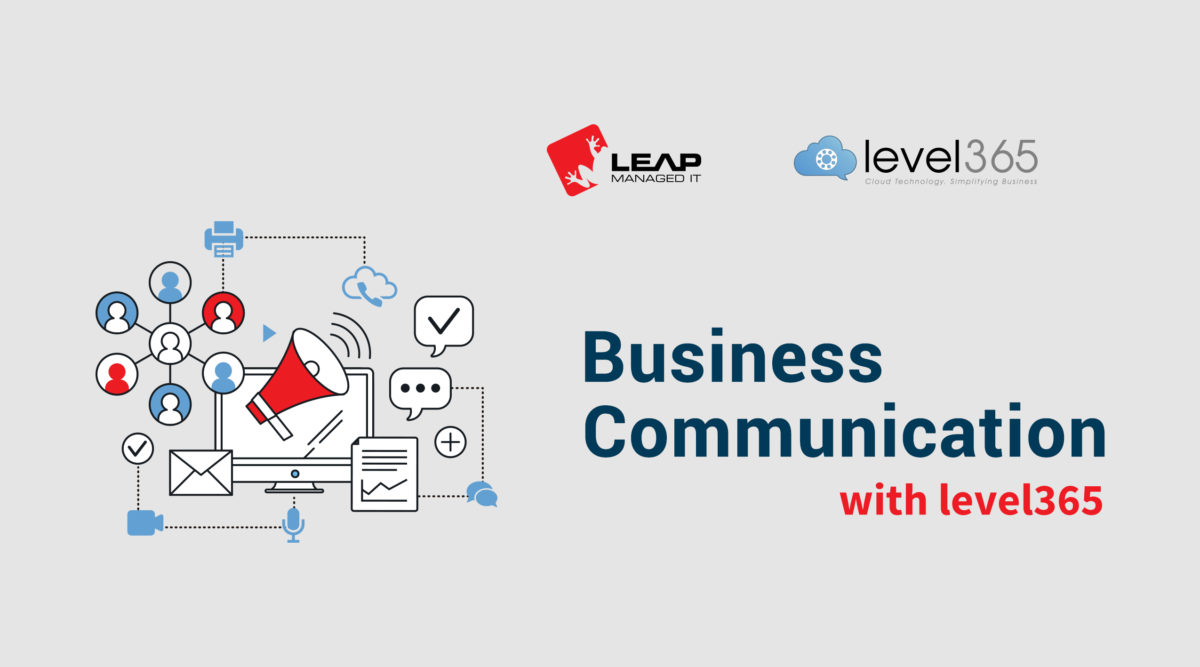 Leap Managed IT Indianapolis partners with level365