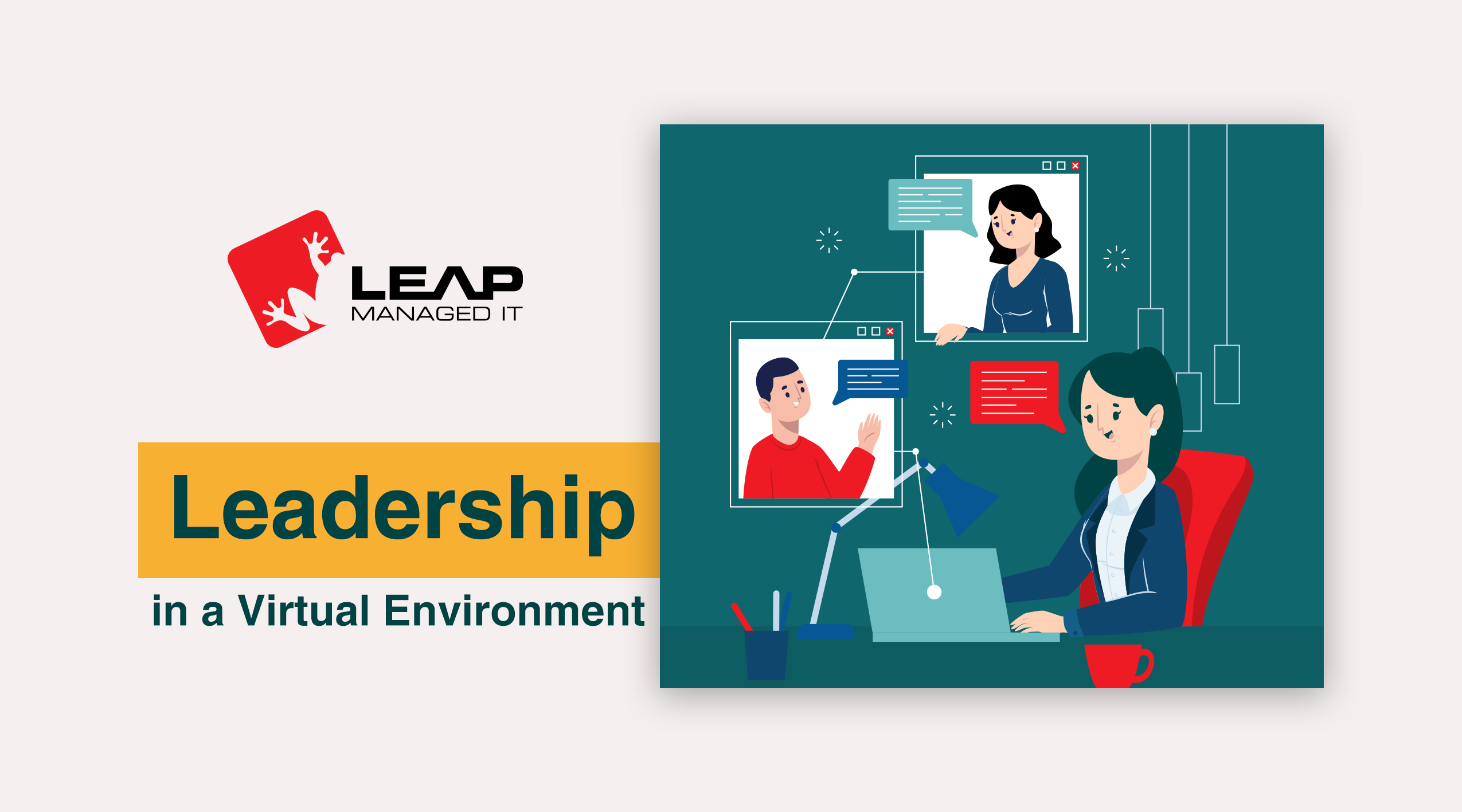 Leadership in a Virtual Environment