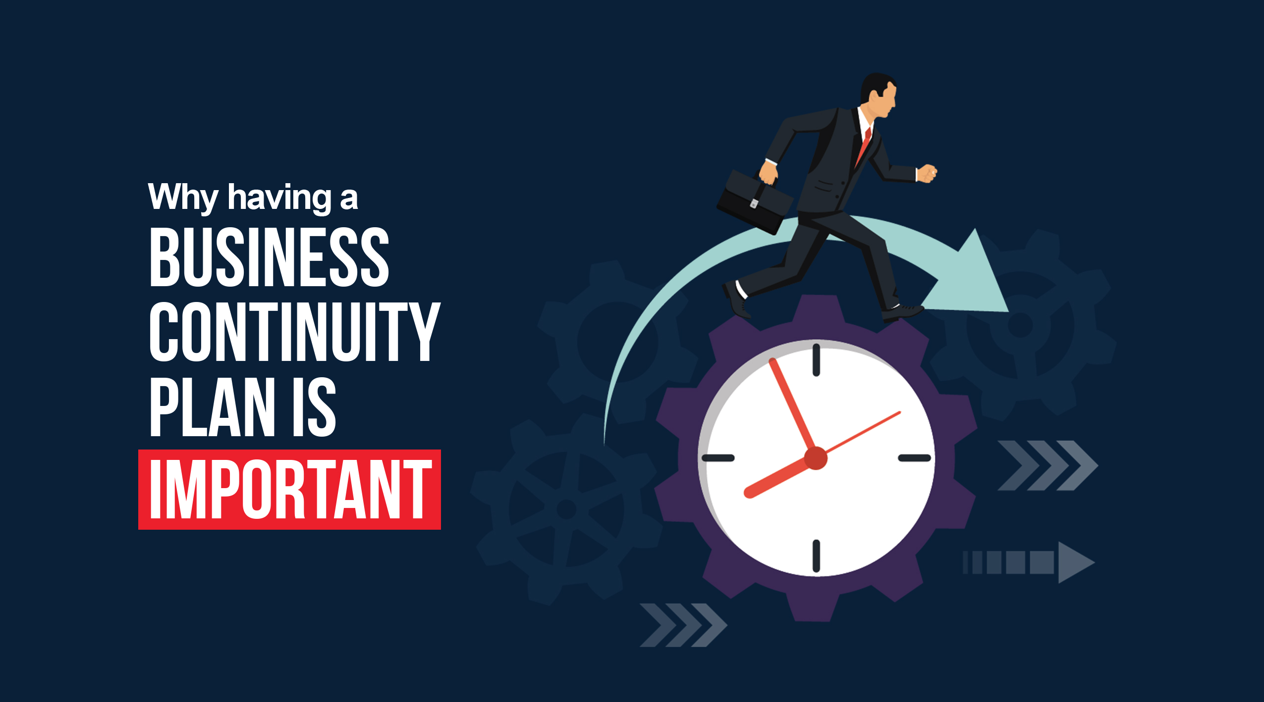 Importance of a Business Continuity Plan