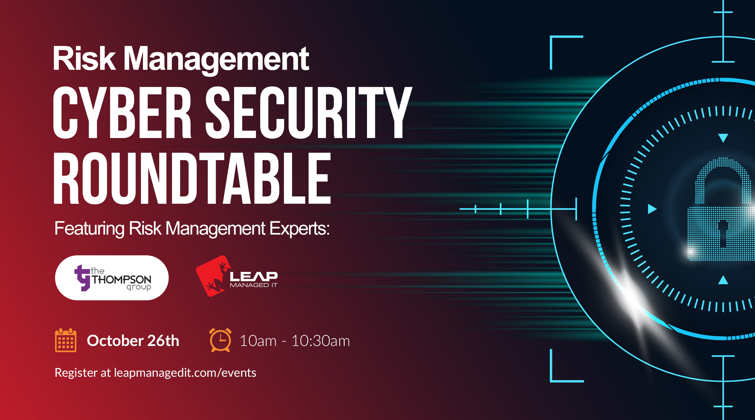 Cyber Security and Risk Management